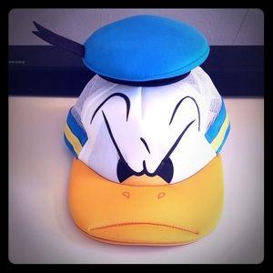Disney Donald Duck Hat, mint